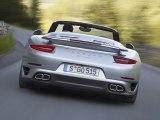 Porsche présente les cabriolets 911 Turbo et Turbo S