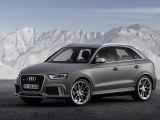 Audi RS Q3 en balade dans les Alpes