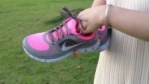 * lunettesshopfr.cn *Nike Free 4.0 V3 Femme Chaussures nacré rose argenté réfléchissant Sport Gris