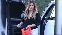 Khloe Kardashian Drops Lamar Odom's Surname on Instagram But Still Wears Her Wedding Ring