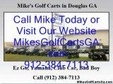 Mikes Golf Carts - Buy Golf Cart Georgia - EZ-Go, Yamaha, Club Car, & Bad Boy Golf Carts