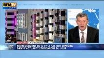 Chronique éco de Nicolas Doze: Séphora doit fermer ses portes après 21 heures - 24/09
