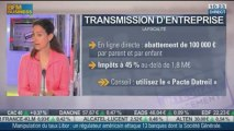 Comment transmettre l''entreprise à vos enfants ? Sandrine Quilici dans Intégrale Placements - 24/09