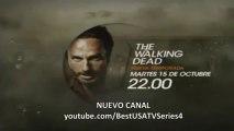 The Walking Dead - Fox LA Promo #5 - Season 4 -
