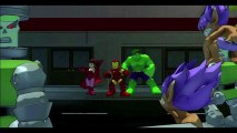 Marvel Super Hero Squad: Comic Combat Trailer