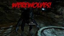 How to Become a Werewolf - The Elder Scrolls V: Skyrim