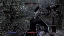 Witch Battles - The Elder Scrolls V: Skyrim Gameplay Video