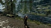 Alternative Hunting - The Elder Scrolls V: Skyrim Gameplay
