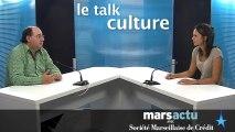 Le talk culture Marsactu : Pierre Sauvageot, artiste et directeur de Lieux Publics