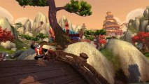 World of Warcraft: Mists of Pandaria - Gameplay Map Video (PC)