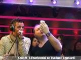 Keen V - A l'horizontal en live (non censuré) - C'Cauet sur NRJ