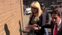 Dina Lohan Gets License Taken Away After DUI Hearing