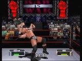 Nintendo 64 - WWF No Mercy - Heavyweight - Match 8 - Steve Austin vs HHH
