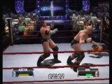 Nintendo 64 - WWF No Mercy - Heavyweight - Match 10 - Steve Austin vs HHH