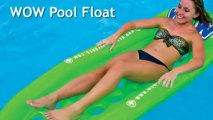 Watersports Inflatable Floating Towable & Water Ski Tubes -- WOW Sports LLC