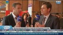Les nouvelles idées d'investissement des conseillers en gestion de patrimoine : Stéphane Cadieu, dans Intégrale Bourse - 26/09
