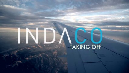 INDACO TAKING OFF