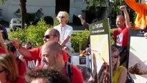 ales 2013 corrida abolition manifestation pour l'abolition de la corrida à Alès partie 11/11