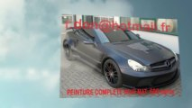AUDI A4 PEINTURE COVERING MAT, covering gris mat  Total covering blanc mat, gris mat, bleu mat, rouge mat,orange mat