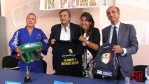 Napoli - La Bcc dona zainetti agli studenti di Scampia -1- (24.09.13)