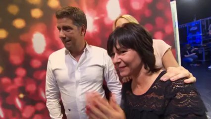 Carlos Vaquera félicite MagicAdri pour sa prestation