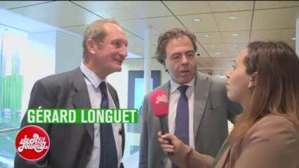 """Longuet vanne une """"journaliste"""" de Canal +"""
