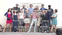 teaser 1 - Festival Pleins Feux sur la Jeune création - Théâtre de l'Opprimé - 18 septembre au 13 octobre 2013