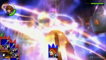 Kingdom Hearts HD 1.5 remix - combat contre l'armure gardienne