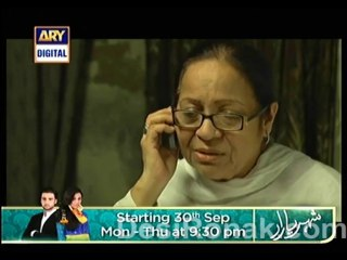 Darmiyan - Episode 7 - September 25, 2013 - Part 2