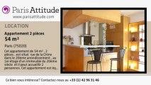 Appartement 1 Chambre à louer - Gambetta, Paris - Ref. 4421