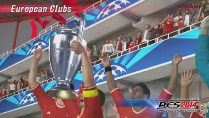 PES Competitions Trailer de Pro Evolution Soccer 2013