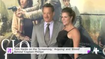 Tom Hanks On The 'Screaming,' 'Arguing' And 'Blood' Behind 'Captain Phillips'