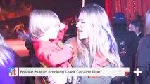 Brooke Mueller Smoking Crack Cocaine Pipe?