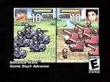 Advance Wars | Promo, Preview | Nintendo Game Boy Advance (GBA)