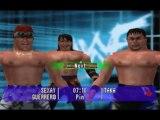Nintendo 64 - WWF No Mercy - Light Heavyweight - Chapter 5 - Taka Michinoku vs Eddie Guerrero & Grandmaster Sexay