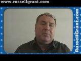 Russell Grant Video Horoscope Capricorn September Thursday 26th 2013 www.russellgrant.com