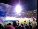 Bordeaux Auxerre coté ultra