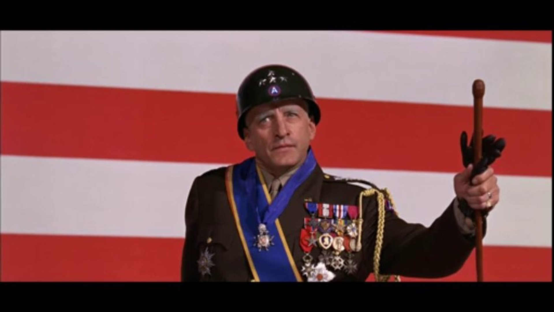 Patton's Opening speech to the troops - George C. Scott