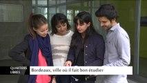 Etudiants et jeunes à Bordeaux - Quartiers libres
