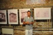 Presentazione della mostra ''Il Novecento di Matteo Focaccia: Eclettico architetto tra Liberty e Razionalismo'', Cervia 2013