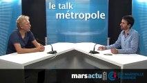 Le talk métropole Marsactu : Olivier Bedu, architecte