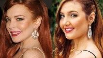 Lindsay Lohan's Half-Sister Looks Just Like Her After Plastic Surgery