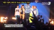 "Snoop Dogg & 2NE1 ""Drop It Like It's Hot"" Live @ the Seoul Olympic Park, Seoul, South Korea, 05-04-2013 Pt.1"
