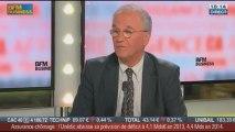 Gilles Carrez, président de la commission des finances à l'Assemblée Nationale, dans Le Grand Journal - 26/09 1/4