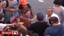 Sözcü TV'nin gözünden Taksim