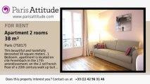 1 Bedroom Apartment for rent - Porte Maillot/Palais des Congrès, Paris - Ref. 6572