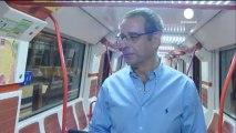 Two million dollar cheque found on Madrid metro
