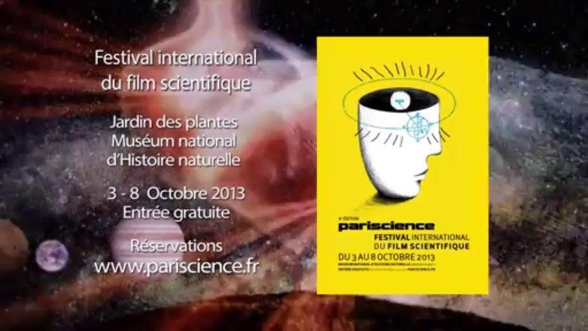 Pariscience - 9ème édition du 3 au 8 octobre 2013