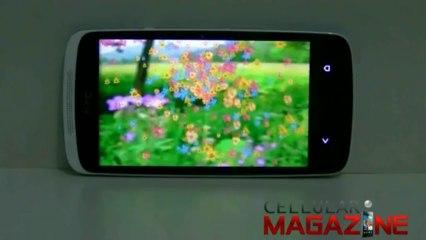 Test grafici su HTC DESIRE 500