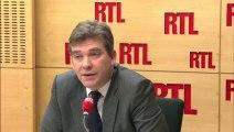 """Arnaud Montebourg: """"On peut soutenir une action et condamner un propos"""""""